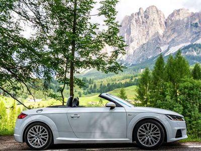 usata Audi TT Roadster 2.0 TFSI QUATTRO Stronic SLine MATRIX LED