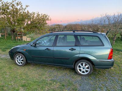 brugt Ford Focus SW 1,8 TD duratorq 66kw verde