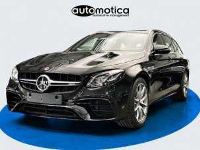 usata Mercedes E63 AMG E 63 AMGS.W. 4Matic+ AMG Benzina