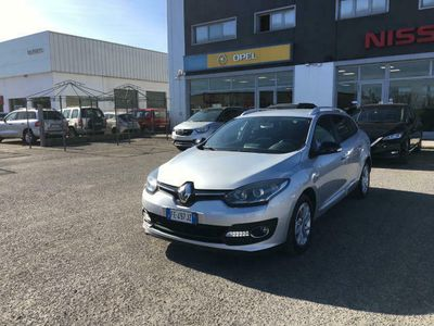 used Renault Mégane dCi 110CV SporTour Limited