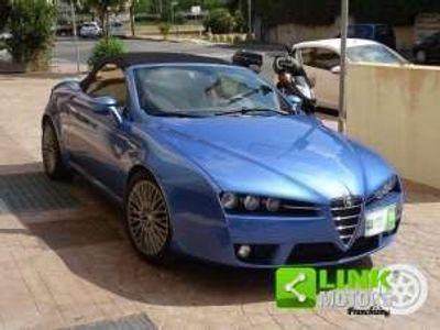 usata Alfa Romeo Spider Cabrio Benzina