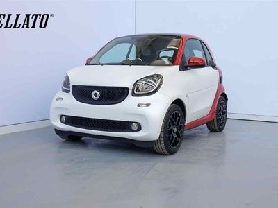 usata Smart ForTwo Coupé Fortwo III 20150.9 t. Passion 90cv twinamic