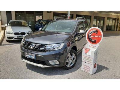 usata Dacia Sandero Stepway 0.9 TCe 90 CV Comfort NAVI SENSORI PARK