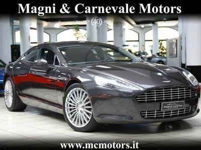 usata Aston Martin Rapide TOUCHTRONIC|CAMERA|SEDILI CLIMATIZZATI|VIDEO POST.