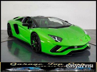 usata Lamborghini Aventador s lp740-4 roadster benzina