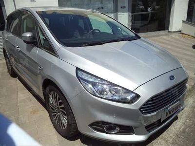 usata Ford Galaxy 2.0 EcoBlue 190 CV Start&Stop Titanium Business del 2019 usata a Catania