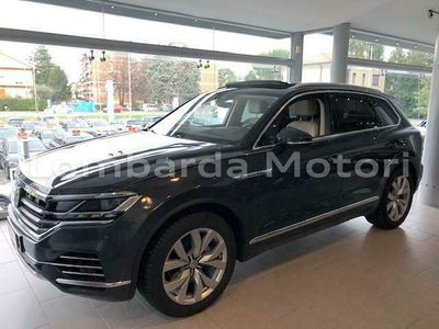usata VW Touareg 3.0 V6 tdi Advanced 286cv tiptronic