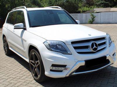 brugt Mercedes GLK220 CDI 4Matic Sport