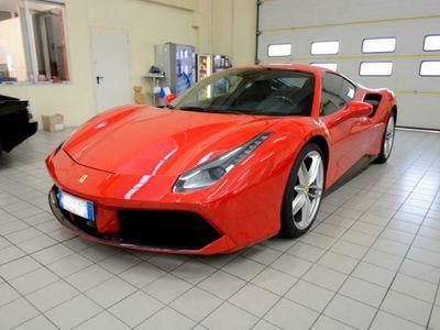 usata Ferrari 488 gtb full optional