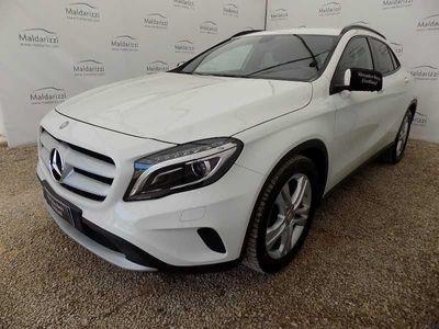 gebraucht Mercedes 200 GLA Classe (X156)CDI Automatic 4Matic Sport