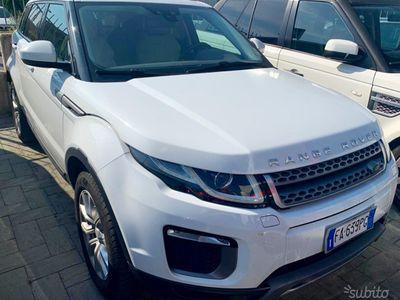 usata Land Rover Range Rover evoque 2.0 td4 150 cv cambio manuale