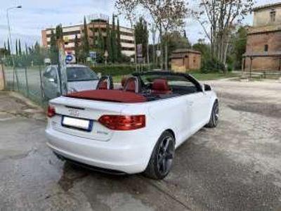 usata Audi A3 Cabriolet 2.0 TDI F.AP. S tronic S-Line