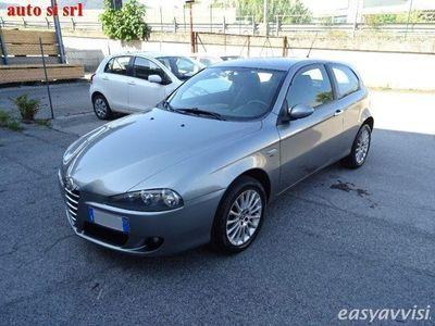 used Alfa Romeo 147 1.6 16V TS (105) 3 porte Distinctive del 2007 usata a Altopascio