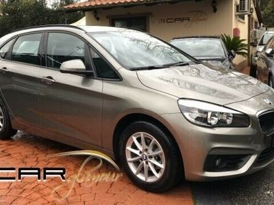usata BMW 214 Active Tourer d Advantage CRONOLOGIA TAG