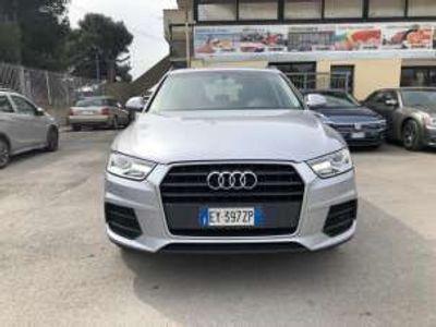usata Audi Q3 2.0 TDI 150 CV Design