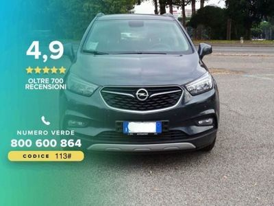 gebraucht Opel Mokka X 1.6 CDTI Ecotec 136CV 4x2 Start&