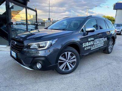 usata Subaru Outback 2.5i 175 CV GPL 4WD Automatica 4Advanced