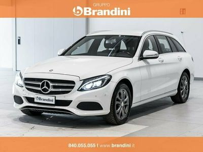 usata Mercedes 220 Classe C C SWd (BT) Premium auto