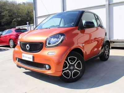 used Smart ForTwo Coupé 2015 Benzina 1.0 Prime 71cv twinamic