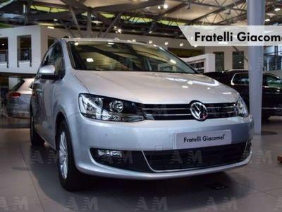 usata VW Sharan 2.0 TDI 150 CV SCR DSG Business BlueMotion Technology nuova a Assago