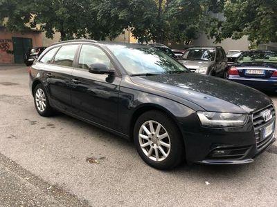 usata Audi A4 Avant 2.0 TDI 150 CV quattro. unico prop.