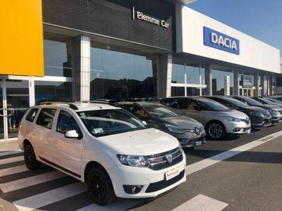 brugt Dacia Logan MCV 1.2 75CV GPL Lauréate del 2014 usata a San Martino Siccomario