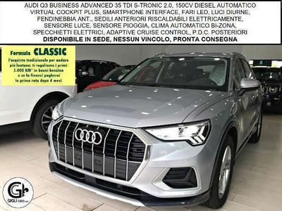 usata Audi Q3 BUSINESS ADVANCED S-TRONIC 2.0,150CV/C.L