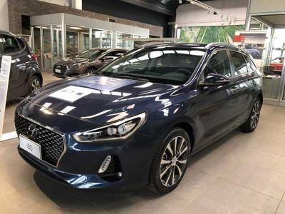 used Hyundai i30 i30 Wagon 1.6 CRDi 136CV DCT StyleWagon 1.6 CRDi 136CV DCT Style