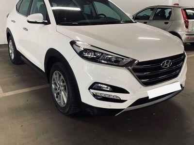 used Hyundai Tucson 1.7 CRDi DCT XPossible
