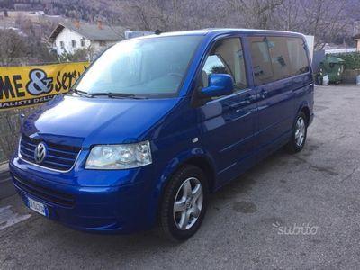 brugt VW Multivan 7 posti