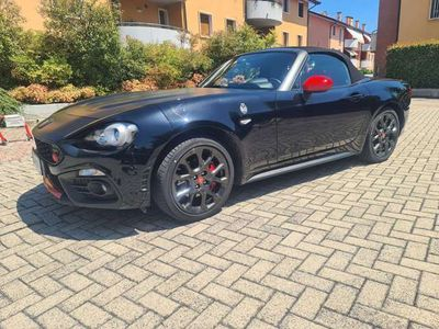 usata Abarth 124 Spider 1.4 Turbo MultiAir 170 CV Tur