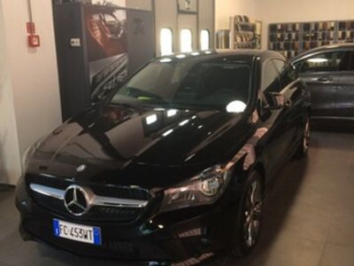 usata Mercedes CLA180 Shooting Brake d business