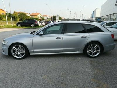 usata Audi A6 Avant 3.0 TDI 313CV quattro tiptronic Busi