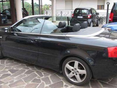 usata Audi A4 Cabriolet 2.4 V6 BENZINA