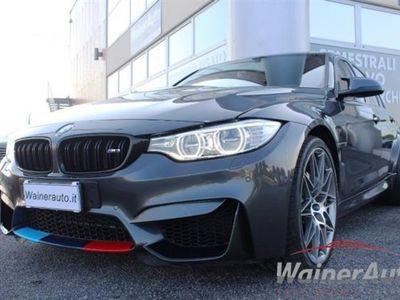 usata BMW M3 M3COMPETITION 450 CV HEAD UP DISPLAY