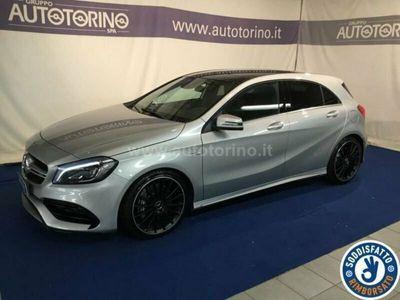 usata Mercedes A45 AMG Classe A A 45 AMG4matic 381cv auto my16
