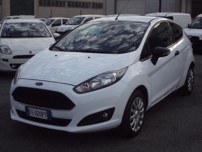 usata Ford Fiesta 1.5 TDCi 75CV 3 p. Van 2 P. EU. 6 41890 KM. CERT