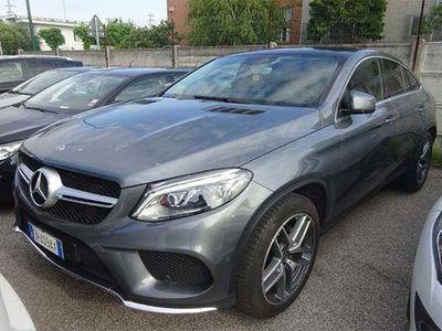 usata Mercedes 350 Gle couped premium 4matic auto