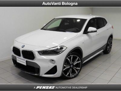 used BMW X2 sDrive18d Msport-X del 2018 usata a Granarolo dell'Emilia