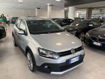 used VW Polo Cross 1.4 TDI BlueMotion Technology