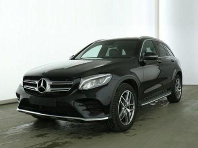 """usata Mercedes GLC220 d 4Matic Premium AMG """" 18 FH"""