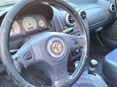 usata MG ZR 115 TD 3 porte