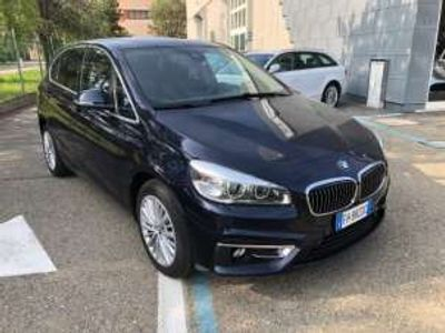 usata BMW 220 Active Tourer d Luxury aut. Diesel