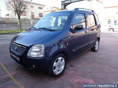 usata Suzuki Wagon R 1.3i 16V NEOPATENTATI Rosa'