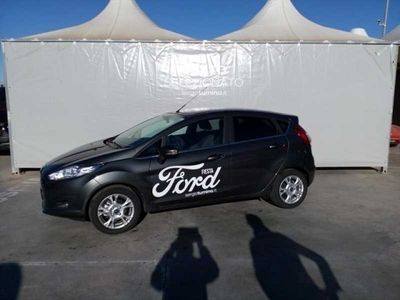 usata Ford Fiesta MCA Tit. 1.5 TDCi 75CV 5p