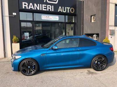 usata BMW M2 Coupé iva esposta ufficiale
