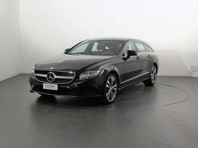gebraucht Mercedes CLS350 Shooting Brake BT Premium 4matic auto