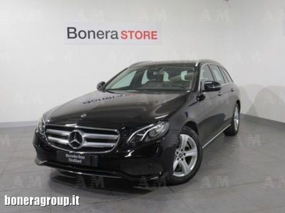 used Mercedes E220 Classe E Station WagonD Business Sport 4Matic 9G-Tronic