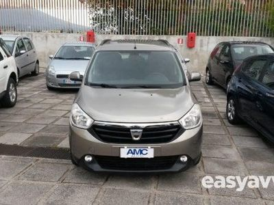 second-hand Dacia Lodgy 1.5 dCi 8V 110CV 5 posti Lauréate