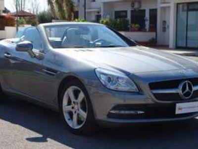 usata Mercedes SLK250 CDI Sport Livorno